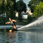 Water Ski: How to Cross the Wake