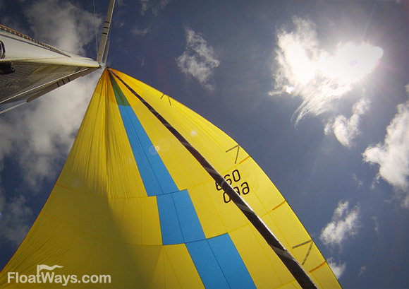 Used Spinnaker Photo