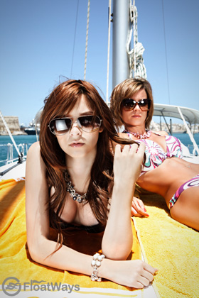 Girls on Your Sailboat