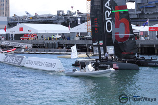 America's Cup World Series San Diego 1
