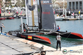 America's Cup World Series San Diego 2