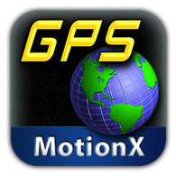 Motion X GPS App Icon
