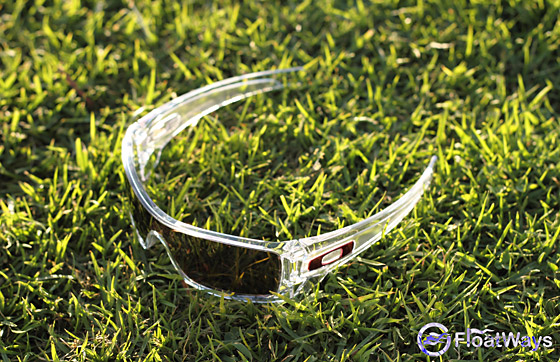 Oakley Batwolfs on the Grass