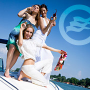 Boat with girls thumbnail
