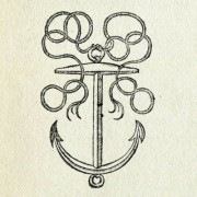 Fisherman Traditional Boat Anchor