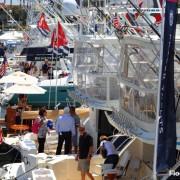 Boat Show Docks