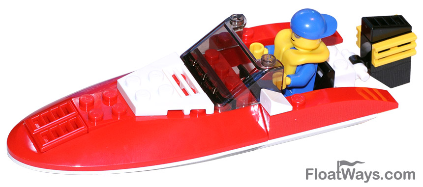 So You Wanna Build a LEGO Boat When You Are Over 30? - FloatWays