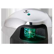 Attwood Green LED Navigation Light