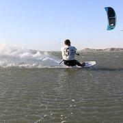 Kiteboarding Speed Sailing