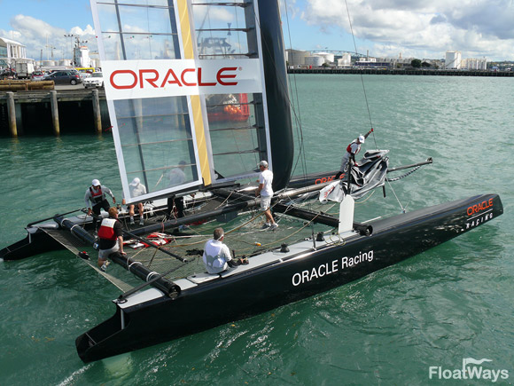 Oracle AC45 America's Cup