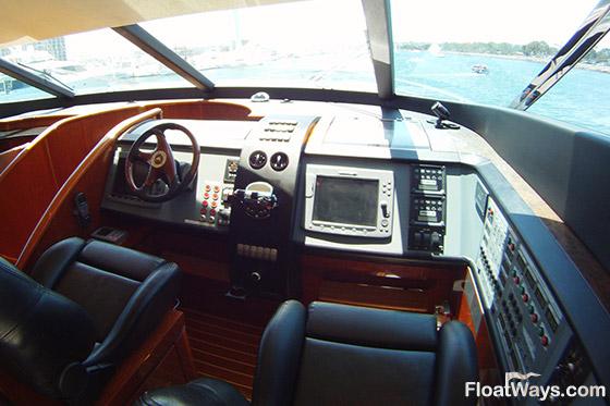 Small Steering Wheel Scirocco Sunseeker 80