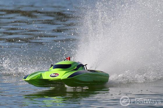 Gas RC Offshore Cat