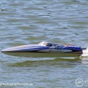 Mono RC Boat Lg