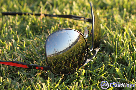 Oakley Plaintiff Polarized Sunglasses