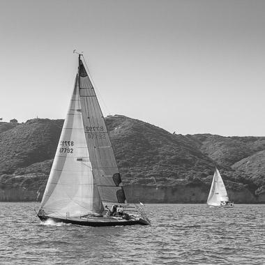 Sailing Point Loma
