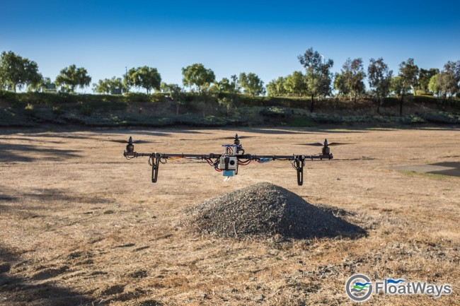 Fortis Airframes Tricopter